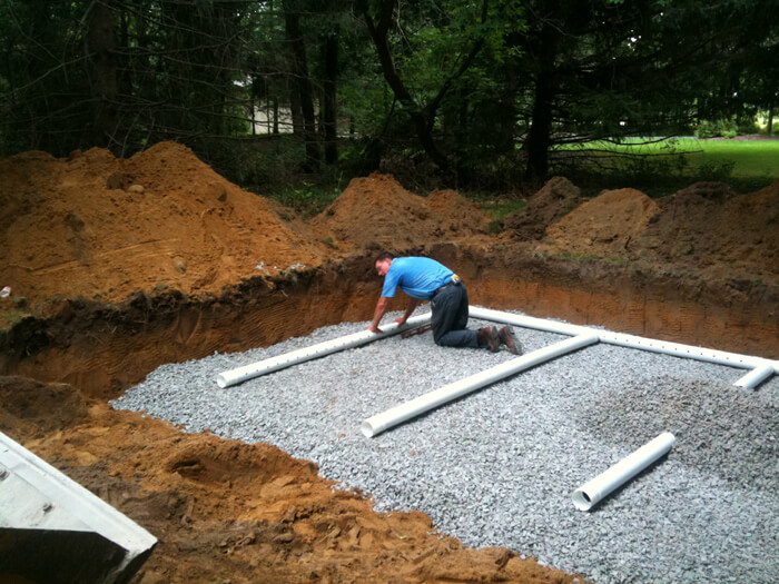 Septic Systems - Leach Field