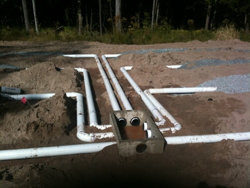 Septic Systems - Distribution Box