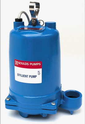 Septic Systems - Effluent Pump